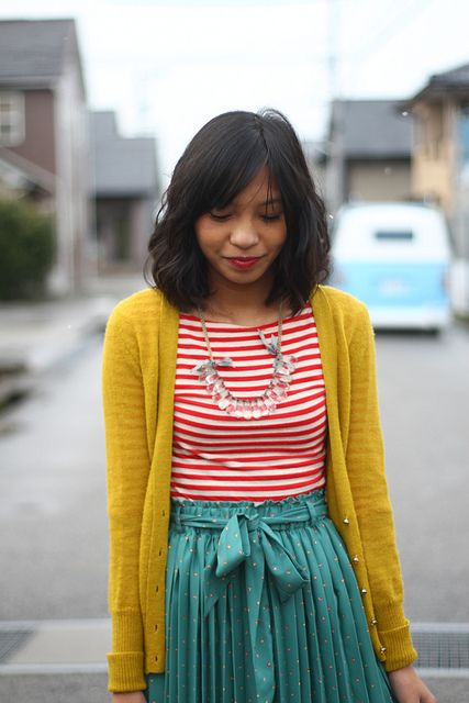How to Wear Modest Skirts (Without Looking Frumpy) by Kristine