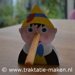 traktatie Pinokkio