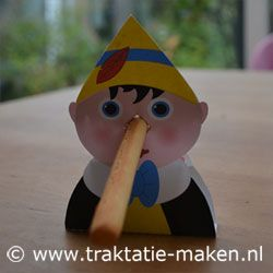 Afbeelding van de traktatie Pinokkio