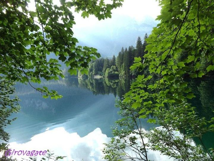 Lake Tovel, Val di Non