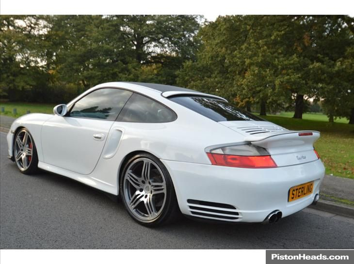 Porsche 996 Turbo ... and the wheels!!