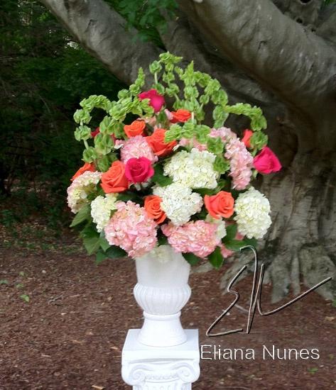 Main Altar Wedding Flowers: 134 Best Altar Flowers Images On Pinterest