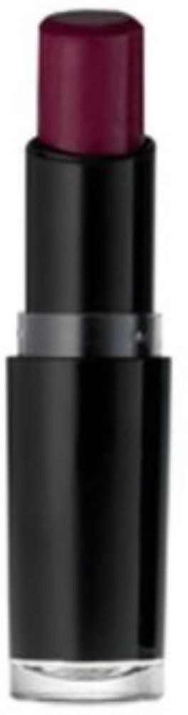 wet n wild Megalast Lip Color, Ravin' Raisin, 0.11 Fluid Ounce. 4-hour longwearing lip colors leave a semi-matte cream finish. Hyaluronic Microspheres adhere to lips to make them long-lasting. An exclusive polymer complex make your lips cushiony and plump. Natural marine plant extracts coenzyme Q10 and vitamins A & E help smooth lips. Winner of the Allure Best of Beauty Award.