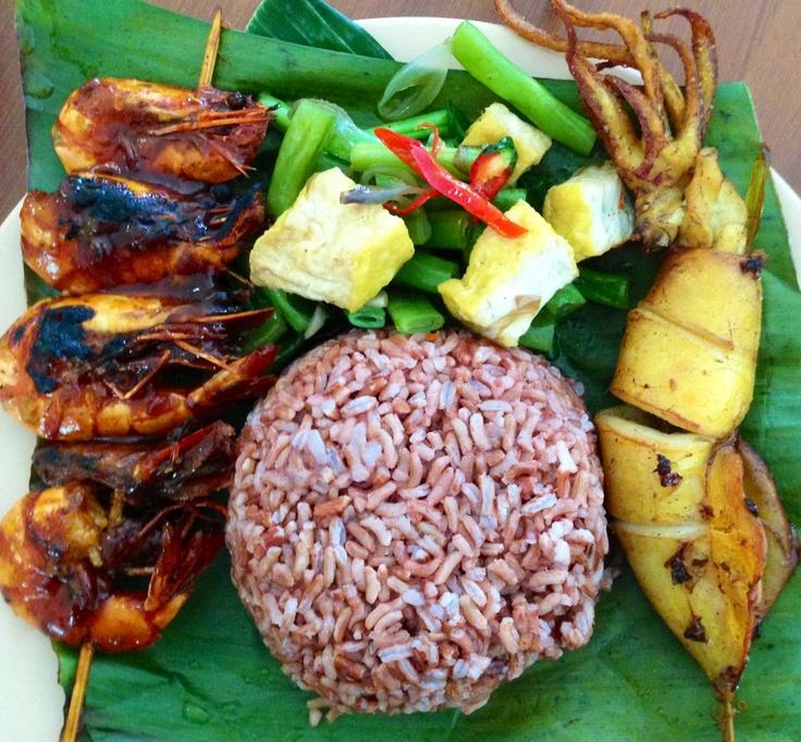 My Favorite Food From My Favorite Sundanese Restaurant ~ Foto Taken By ArieAnoy