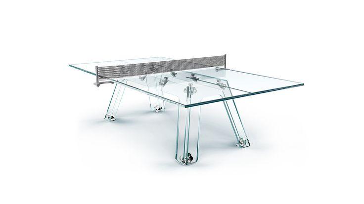 Nowoczesny stół do ping ponga https://www.homify.pl/katalogi-inspiracji/8879/w-meskim-stylu-idealna-kawalerka