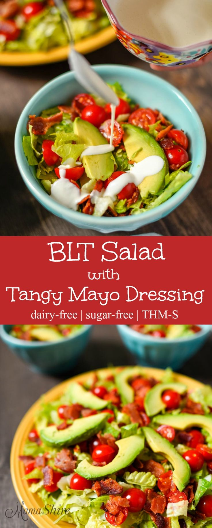 A light and delicious way to enjoy the classic BLT sandwich by turning it into a…