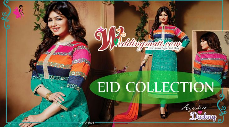 Celebrate this Eid with Weddingmatt Special Collections.....