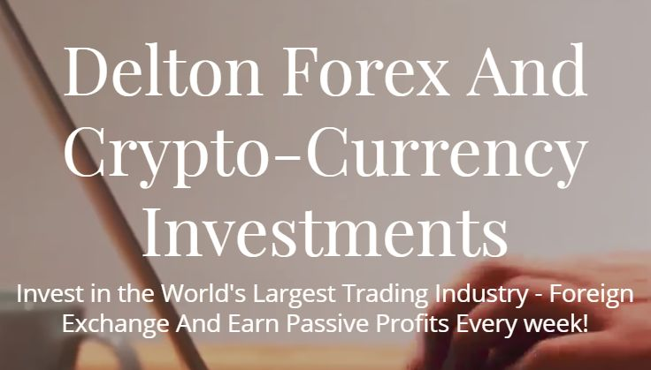 Delton Crypto-Currency Investments - Get the Facts before you decide to join and invest.