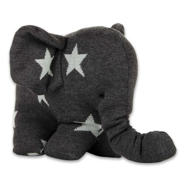 Elephant Star - Grey By Baby's Only - www.babysonly.nl
