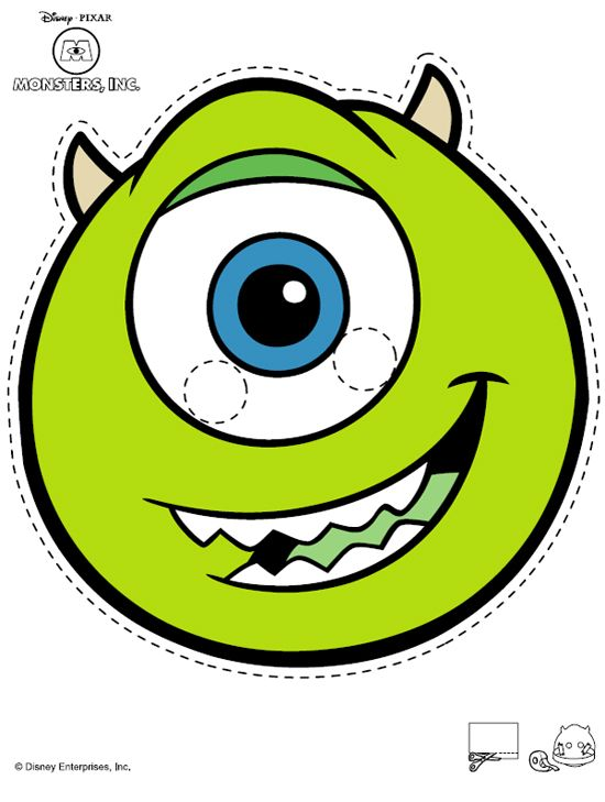 223 Best Images About Monster Birthday Printables On