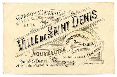 free printable: vintage French Graphic