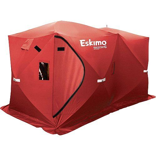 Winter Pop Up Shelter : Best ideas about ice fishing shelters on pinterest