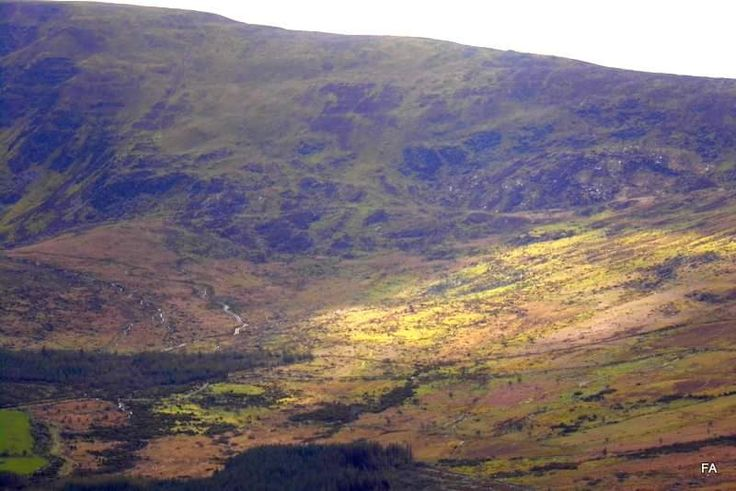 Comeragh Mountains, Waterford, Ireland #comeraghmountains #waterford #mountains #ireland