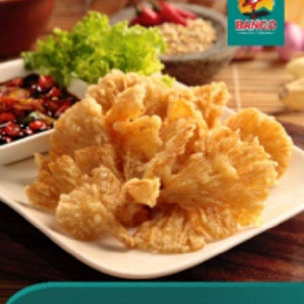 membuat jamur crispy sangat mudah dan praktis, silahkan dicoba yaSumber: bango