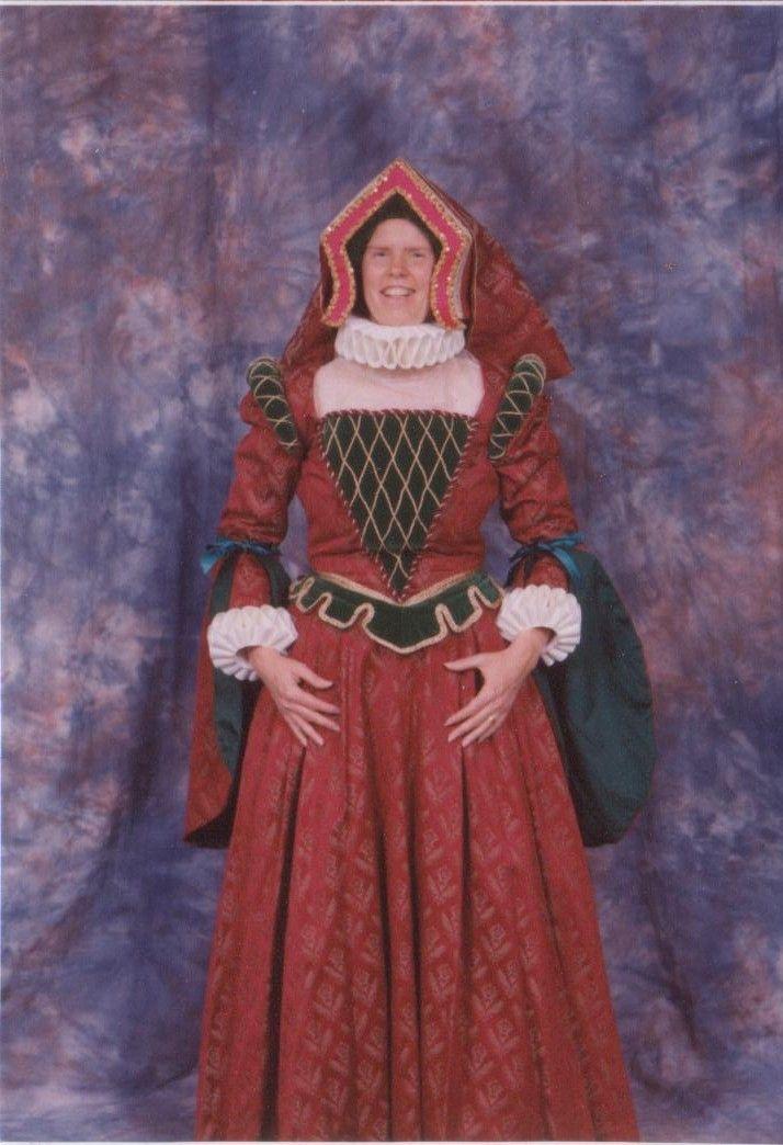 Greenwich palace 1500s dresses