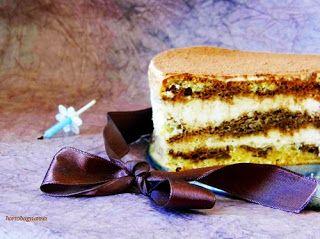 Kakukkfű: Szülinapi tiramisu torta (diabetikus)