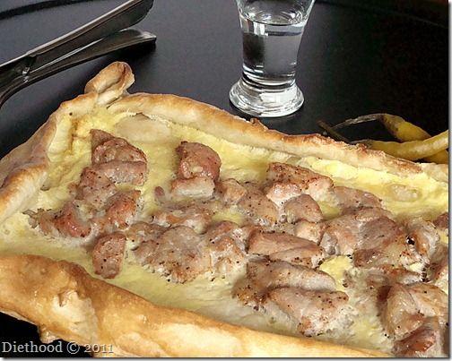 Pastrmajlija - Macedonian Pizza