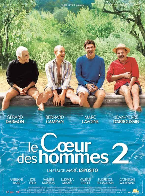 Photo (1 sur 20) du film Le Coeur des hommes 2, avec Bernard Campan, Gérard Darmon