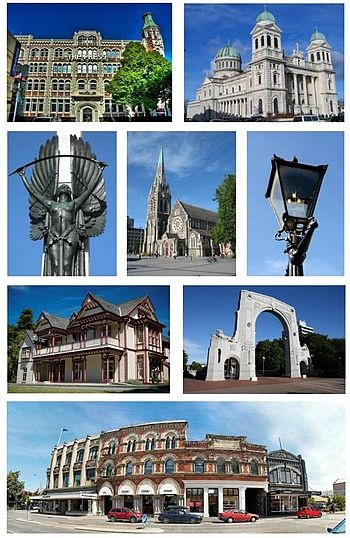 List of historic places in Christchurch