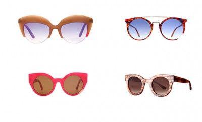 Bu Yaz Da Renkli Gözlük Çolgınlığı Devam Ediyor! Jplus, Cazal, Thom Browne, Thierry Lasry, WILL.I.AM gibi dünyaca ünlü markalar renkli ve farklı tasarımlarıyla bu yaza da damga vuruyor !
