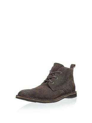 50% OFF Andrew Marc Men's Dorchester Chukka Boot (Espresso/Black/Deep Natural Suede)