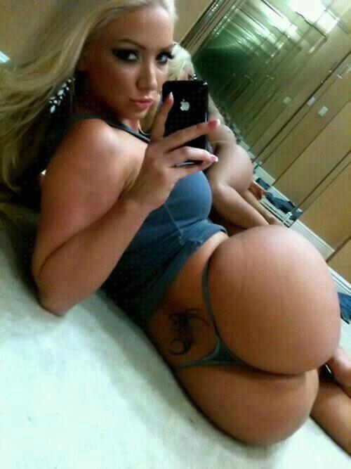 Naked women big butt hot girls