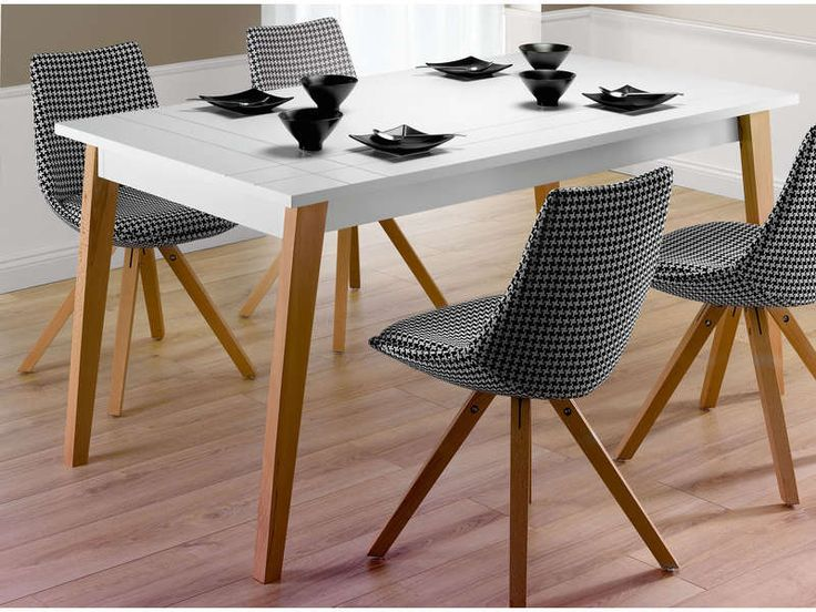 38 best TABLE images on Pinterest Dining room, Extension cords and