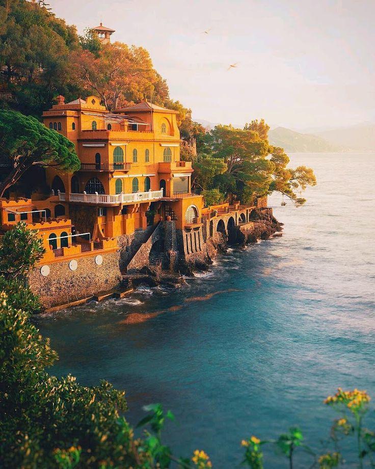 Portofino, Italy by jamesreldyer - Rinku Singh - Google+