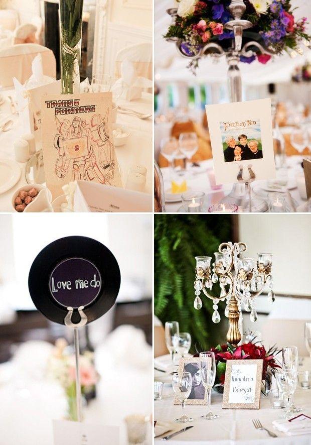 40 Creative Wedding Table Name Ideas Weddingsonline Gift Table
