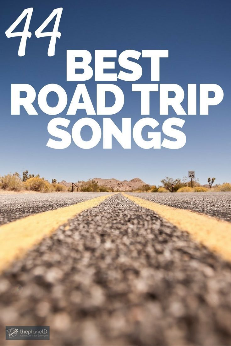 Do you love a road trip? Here are our 44 Best Road Trip Songs to Get you Through the Long Ride! | The Planet D Travel Blog by Canada's Adventure Couple!