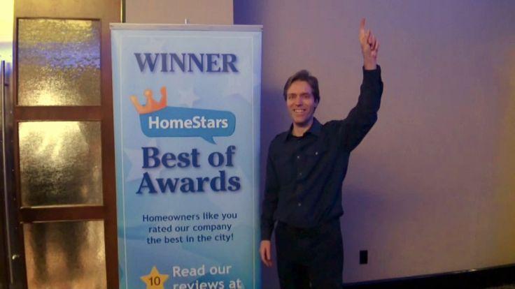 Homestars SafeTech Security Alarm Systems Award Winner