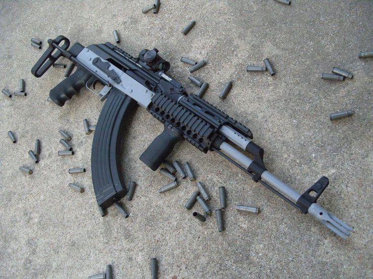 Ak-47 assault fun