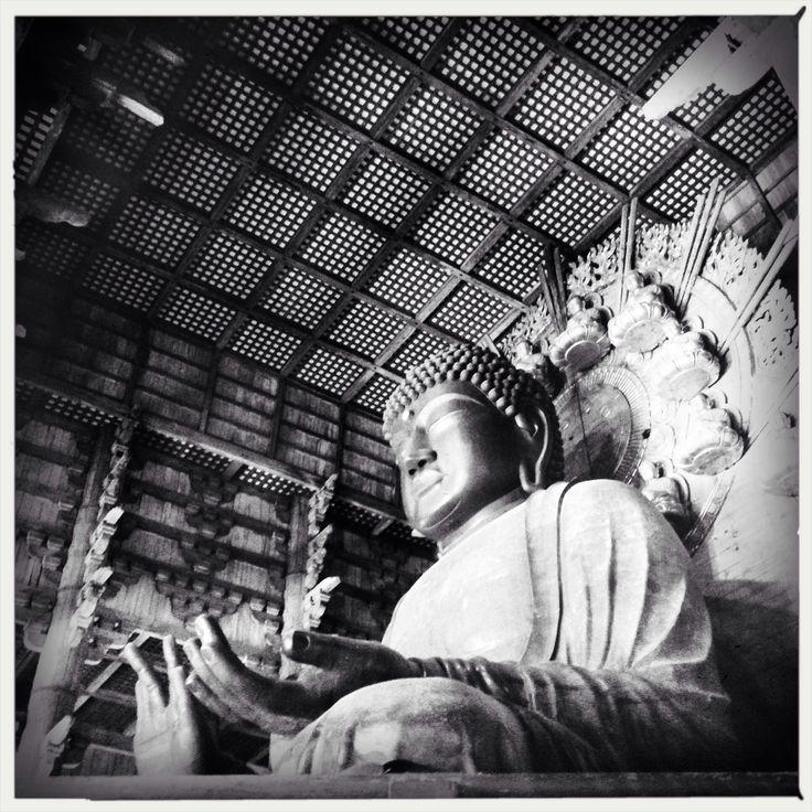 Big Buddah in Nara