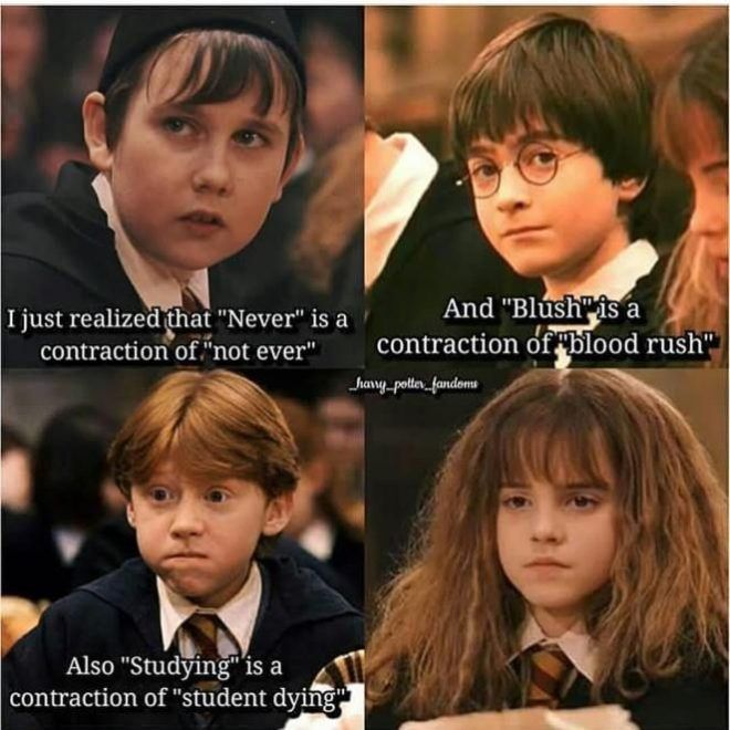 List Of Best Harry Potter Memes Funny Harry Potter Hilarious Harry Potter Memes Hilarious Harry Potter Jokes Harry Potter Puns