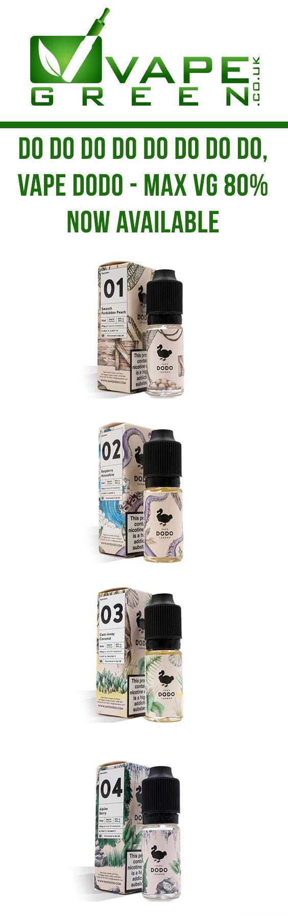 MAX VG E-Liquid from Vape Dodo now available :)   #vape #vaping #eliquid #ejuice #eliquid #vapeuk #vapefam #vapedodo #maxvg #highvg #ecig #ukvapers