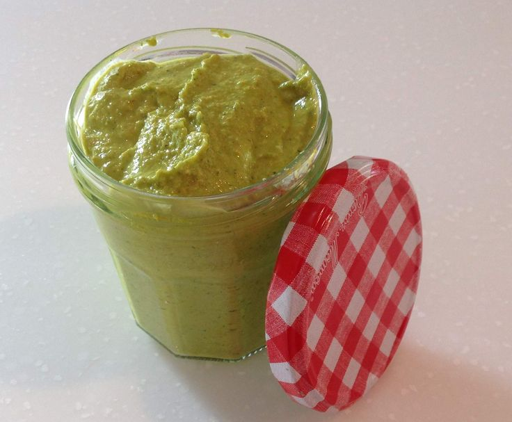 Recipe 'GOTCHA' PESTO PASTA SAUCE by Thermomistress - Recipe of category Sauces, dips & spreads