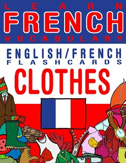 A collection of French Flashcards for kids. Out now, only on Kindle.