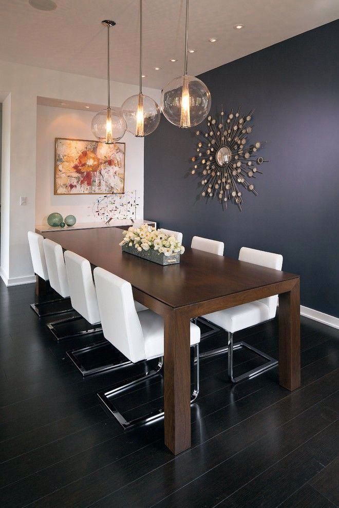 The Correct Lighting Setup Can Add To Your Dining Room S Overall