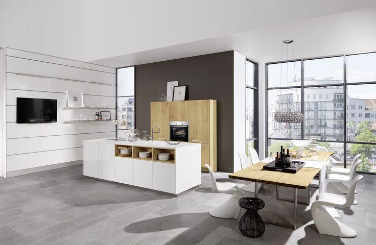Nolte Küchen Center No1 tijdloze keukens Home \ Garden Pinterest - nolte küchen online kaufen