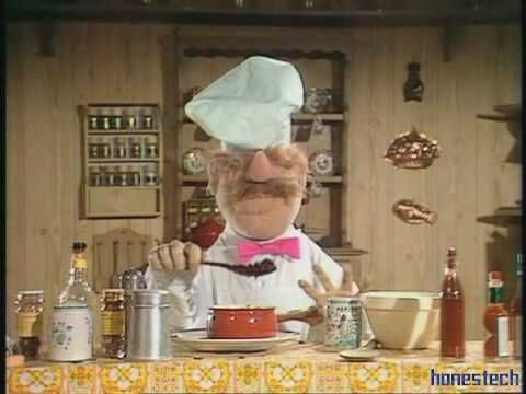 The Muppet Show: The Swedish Chef - Spicy Sauce