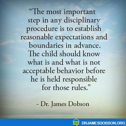 By Dr James Dobson