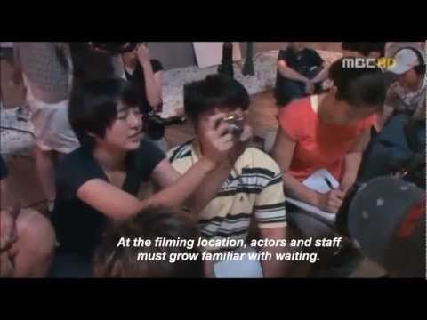 ▶Coffee Prince BTS [ENG sub] Yoon Eun Hye 윤은혜 (Coffee Prince Special) - YouTube
