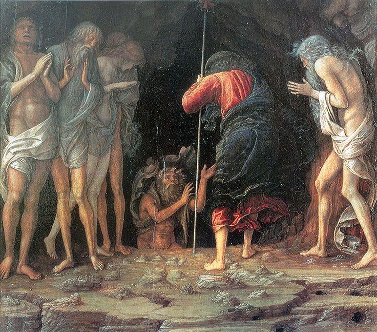 68. 1492 circa - Discesa al Limbo - Princeton, Barbara Piasecka Johnson Collection