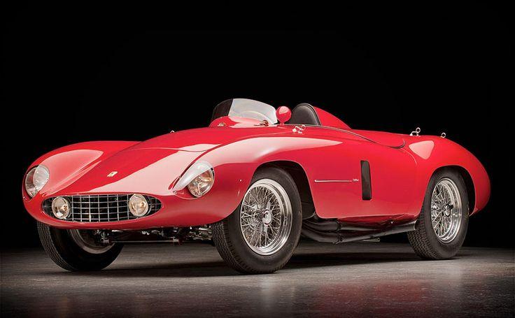 Ferrari 750 Monza Spider, 1955.