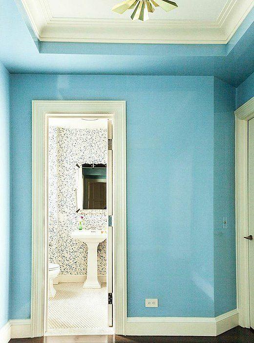 Blue Marguerite By Benjamin Moore Paint Colorsvibrant