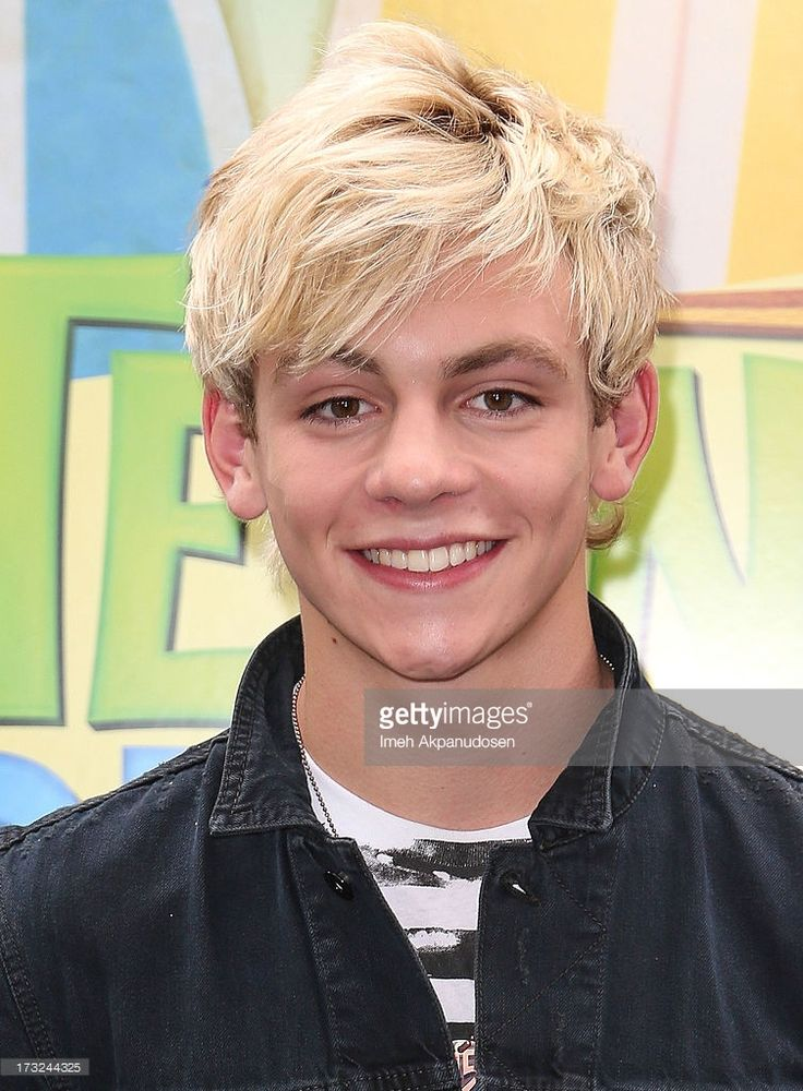 Actor/singer Ross Lynch attends the cast of 'Teen Beach Movie' reunion for movie night at Walt Disney Studios on July 10, 2013 in Burbank, California.