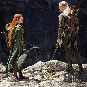 evangeline lilly tauriel and legolas relationship