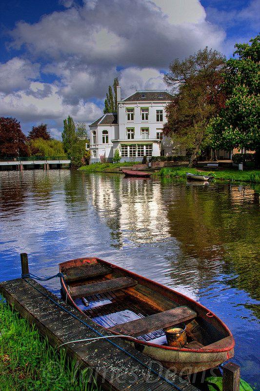 Leiden, Witte Singel de E.L.S. mijn oude basisschool op het Noordeinde
