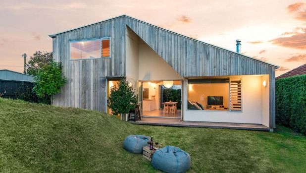 Small, but perfectly formed, this celebrated architectural gem in Onehunga is on the market for the first time.