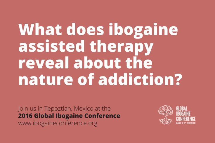 The 2016 Global Ibogaine Conference will gather ibogaine experts from around the world to discuss ibogaine therapy, sustainability, and traditional uses from March 14-16, 2016 in Tepoztlan, Mexico. MAPS-sponsored researcher Tom Kingsley Brown, Ph.D., will present results from MAPS' ibogaine treatment for addiction. ibogaineconference.org